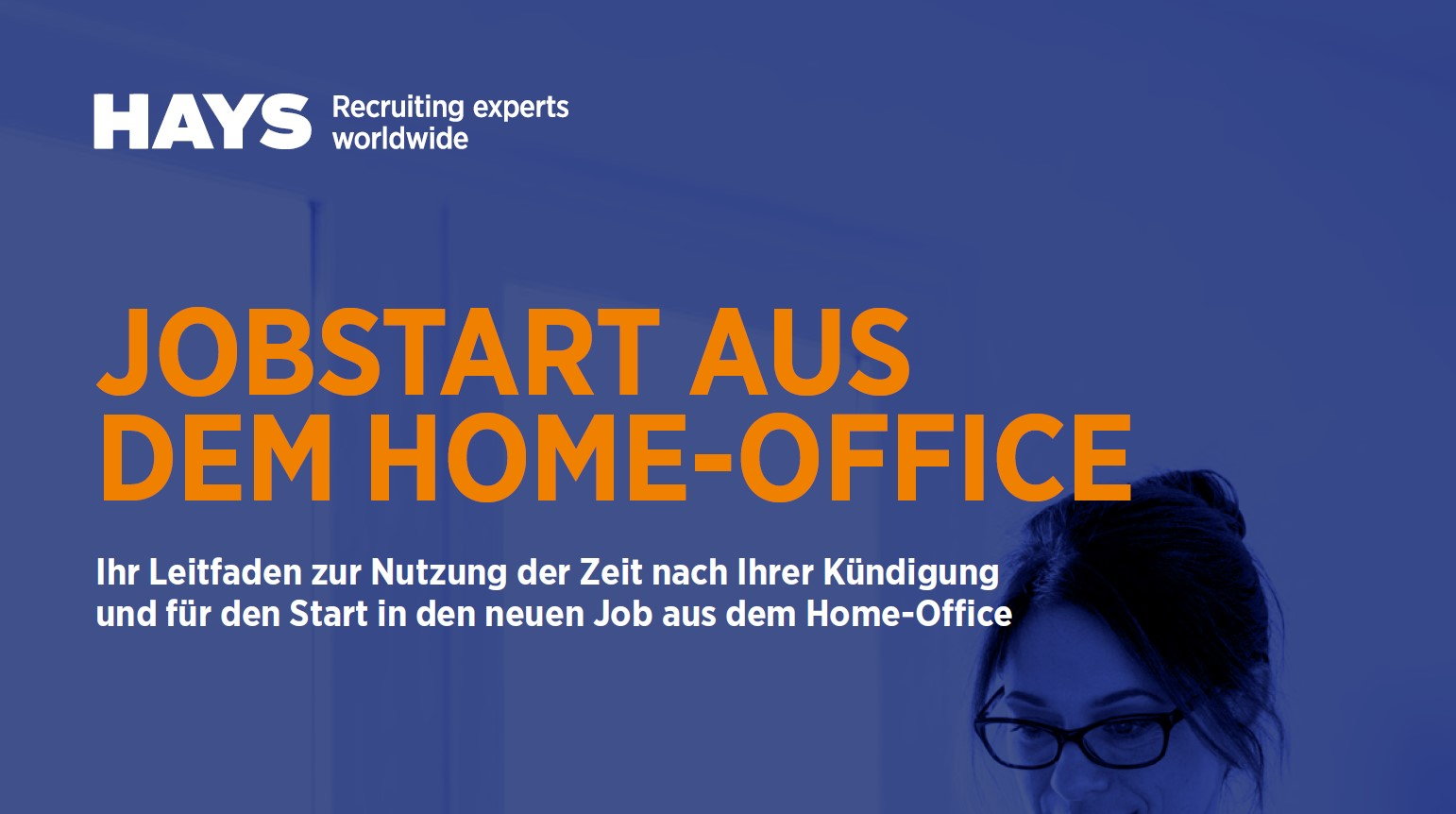 Jobstart aus dem Homeoffice